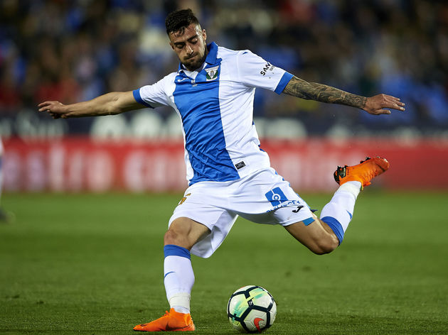 Bournemouth Officially Announce 4-Year Deal for Leganes Defender Diego Rico