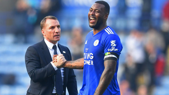 Brendan Rodgers,Wes Morgan