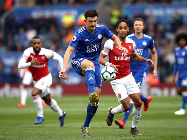 Harry Maguire,Pierre-Emerick Aubameyang