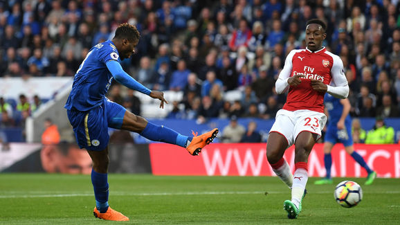 Leicester 3-1 Arsenal: Fantastic Foxes Secure 1st Premier League Victory Against Gunners Since 1994