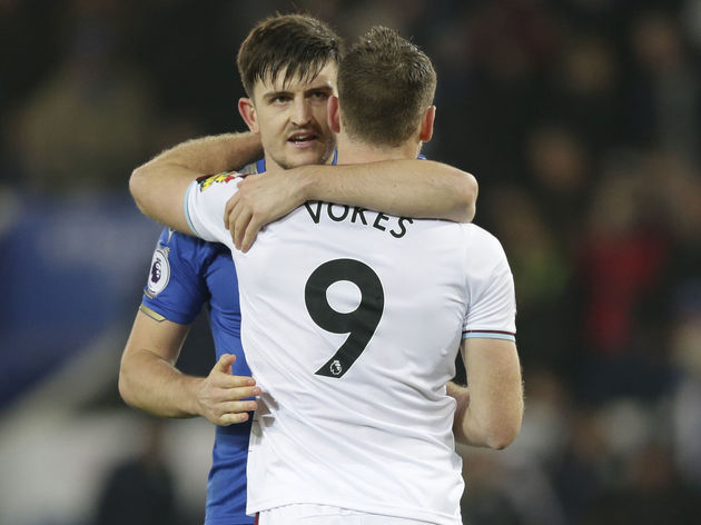 Sam Vokes,Harry Maguire