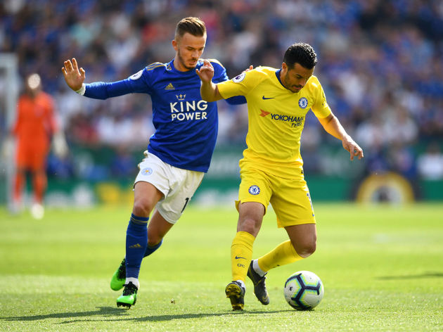 Willian,James Maddison