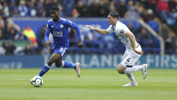 Leicester City v Everton FC - Premier League