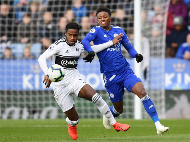 Ryan Sessegnon,Demarai Gray