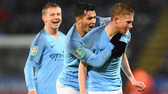 Leicester City v Manchester City - Carabao Cup: Quarter Final