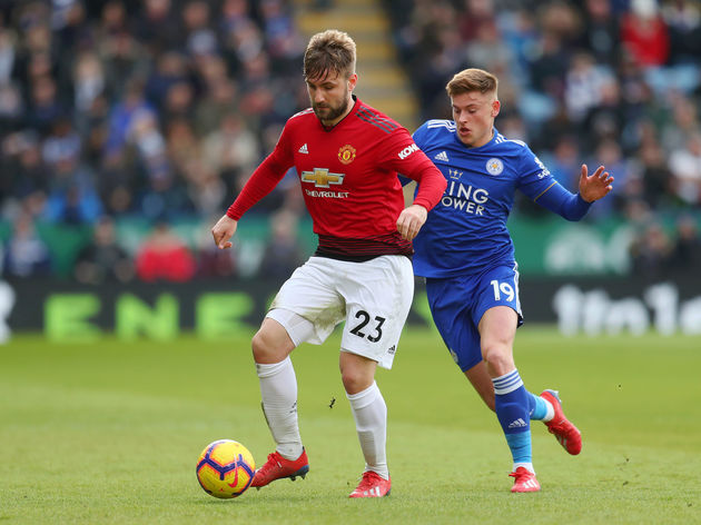Luke Shaw,Harvey Barnes
