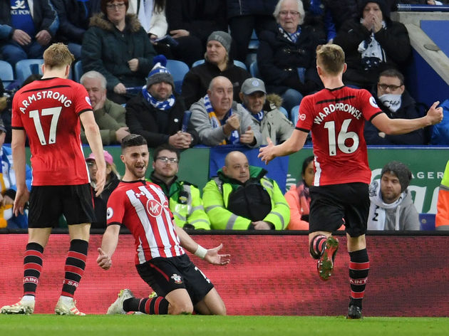 Shane Long,James Ward-Prowse,Stuart Armstrong