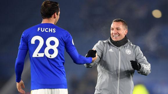 Brendan Rodgers,Christian Fuchs