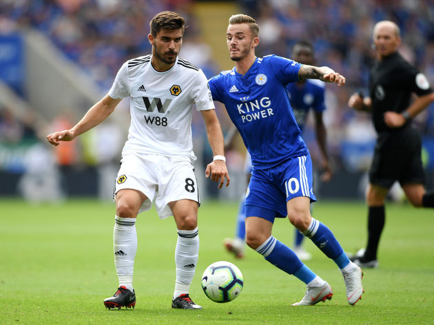 Leicester 2-0 Wolves: Report, Ratings & Reaction as the Foxes Pick Up Their First Win of the Season