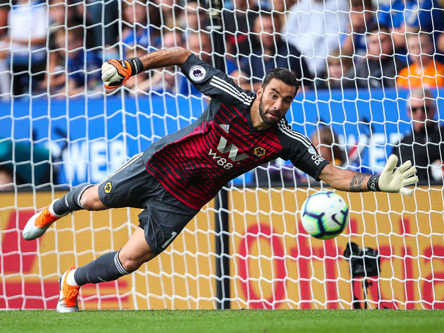 addd56c34a6 Wolves Close to Agreeing Fee With Sporting CP for Rui Patricio After ...