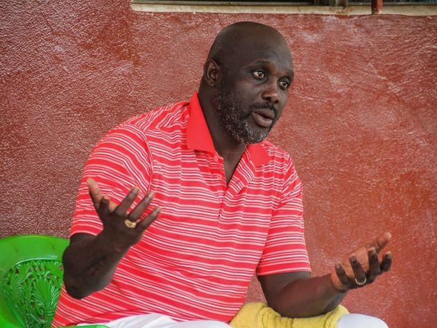 LIBERIA-POLITICS-ELECTIONS-WEAH