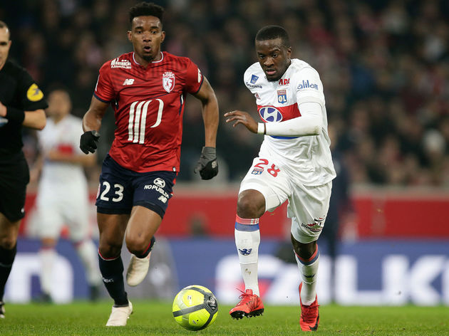Lille v Olympique Lyon - French League 1