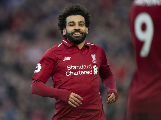 Mohamed Salah - Winger - Born 1992