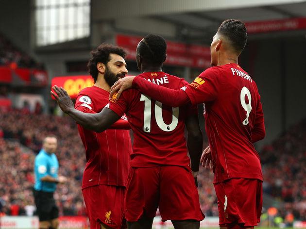 Sadio Mane,Mohamed Salah,Roberto Firmino