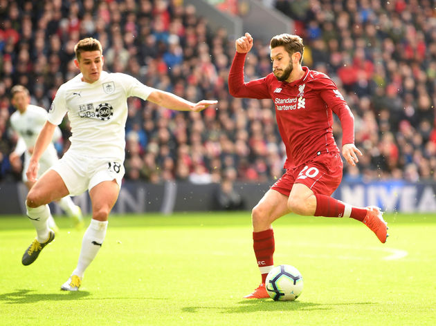 Ashley Westwood,Adam Lallana