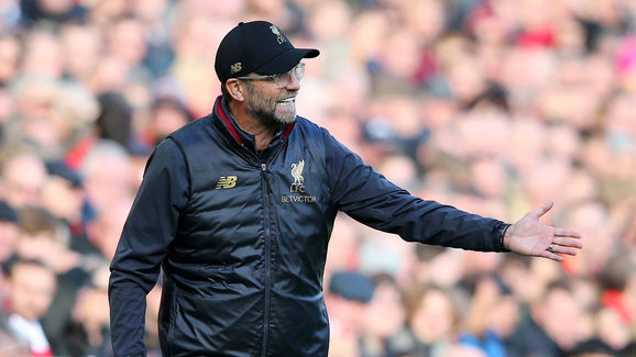 Liverpool FC v Fulham FC - Premier League
