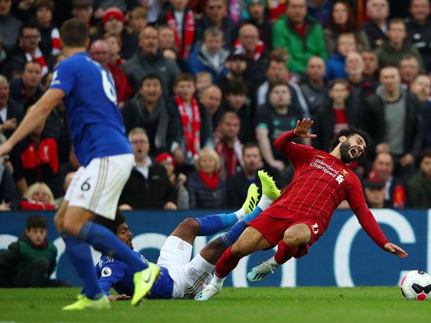 Hamza Choudhury,Mohamed Salah