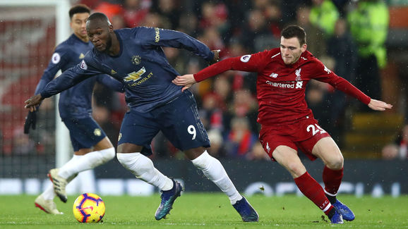 Liverpool FC v Manchester United - Premier League