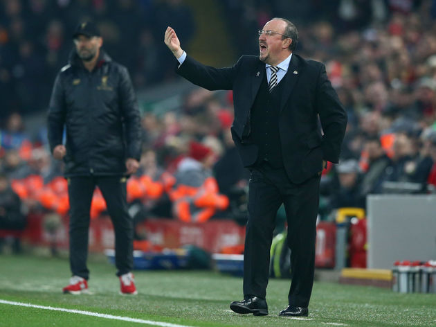 Liverpool FC v Newcastle United - Premier League