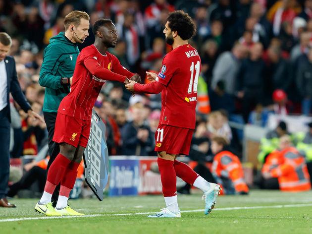 Naby Keïta,Mohamed Salah