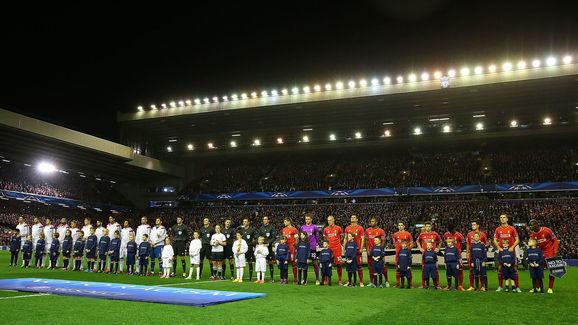 Liverpool FC v Real Madrid CF - UEFA Champions League