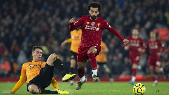 Max Kilman,Mohamed Salah - Winger - Born 1992