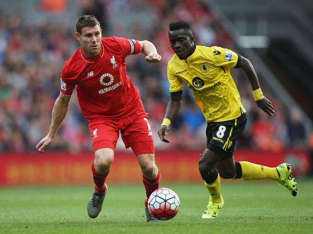 James Milner,Idrissa Gueye