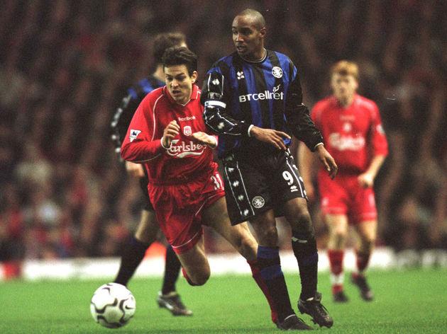 Liverpool v Boro X