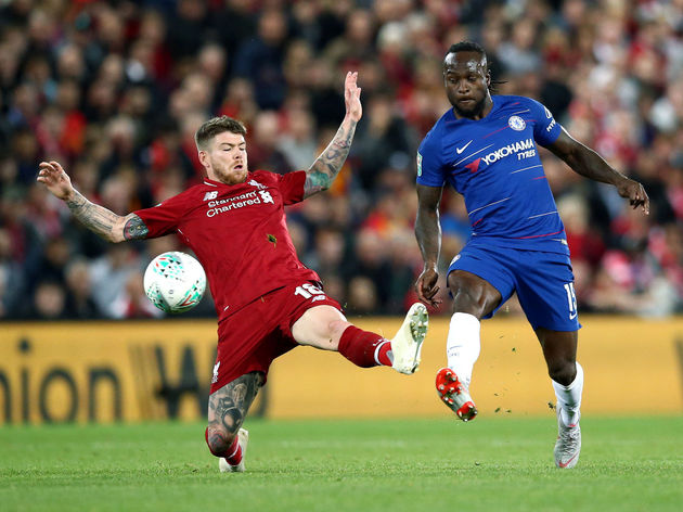 Liverpool v Chelsea - Carabao Cup Third Round