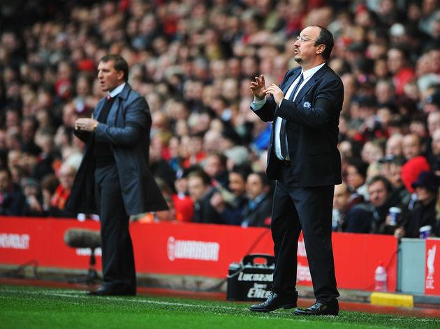 Brendan Rodgers,Rafael Benitez