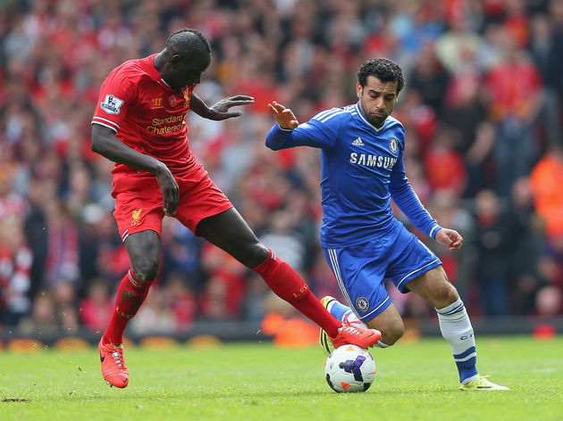 Mamadou Sakho,Mohamed Salah