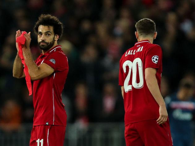 Liverpool v FK Crvena Zvezda - UEFA Champions League Group C