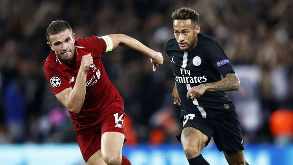 Liverpool v Paris Saint-Germain - UEFA Champions League Group C