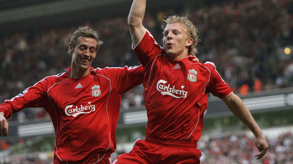 Dirk Kuyt,Peter Crouch