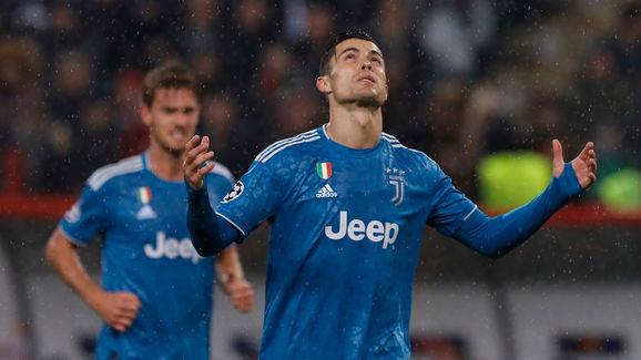 Lokomotiv Moskva v Juventus: Group D - UEFA Champions League