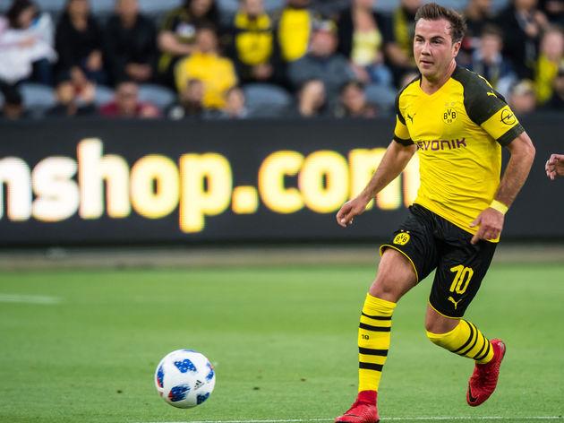 Los Angeles FC v Borussia Dortmund
