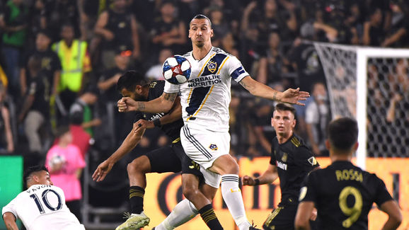 Zlatan Ibrahimovic,Steven Beitashour