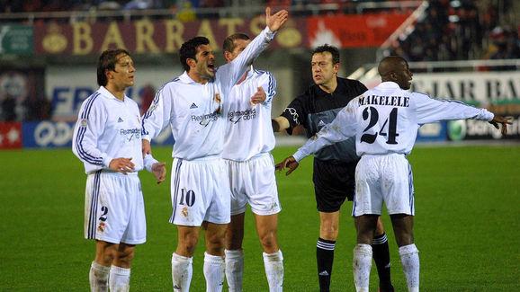 Mallorca v Real MadridX