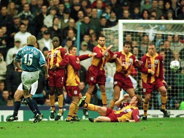 Man City v Bradford