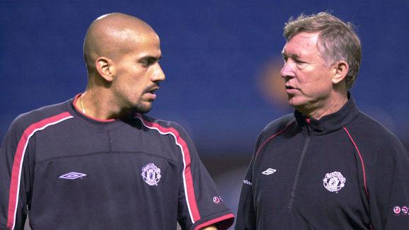 Man Utd Training X