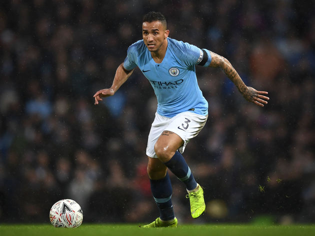 Manchester City v Burnley - FA Cup Fourth Round