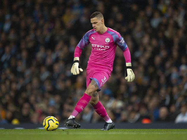 Ederson Moraes - Soccer Goalkeeper - Born 1993