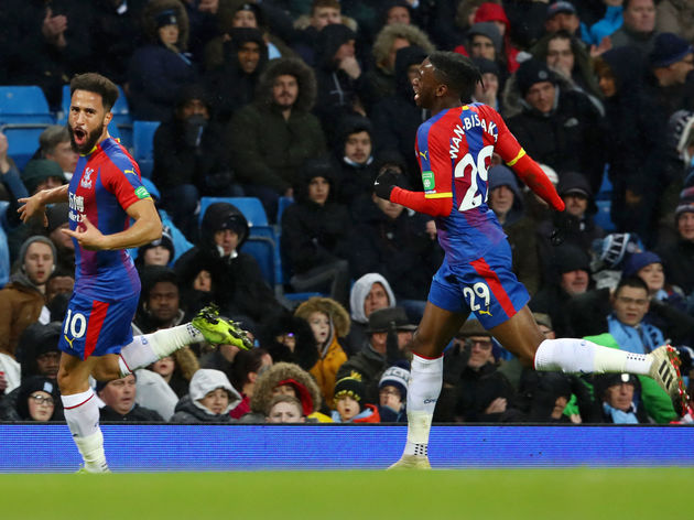 Aaron Wan-Bissaka,Andros Townsend