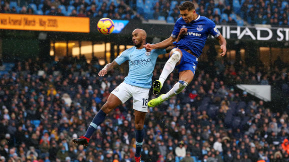 Manchester City v Everton FC - Premier League