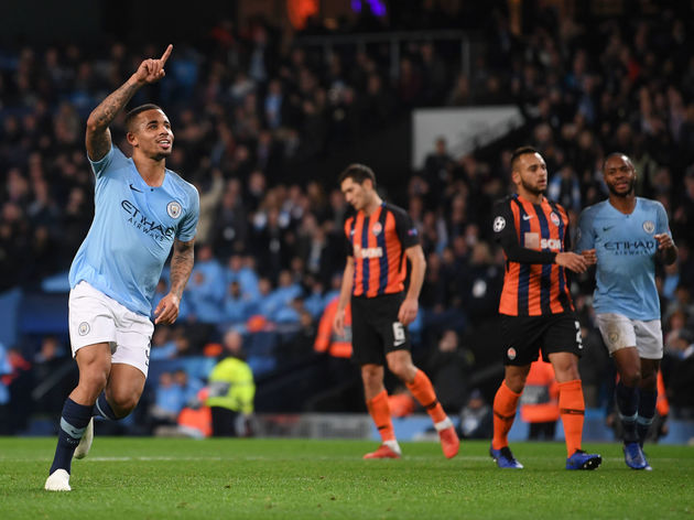 Manchester City v FC Shakhtar Donetsk - UEFA Champions League Group F