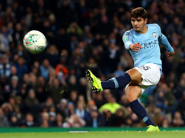 Manchester City v Fulham - Carabao Cup Fourth Round