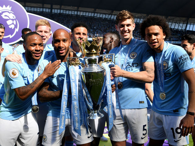 Pep Guardiola Declares Man City Have a 'Good Chance' of Retaining Premier League Title