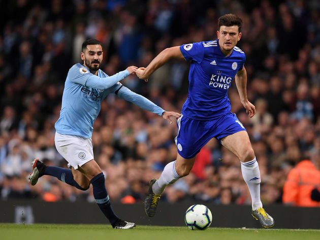 Ilkay Gundogan,Harry Maguire