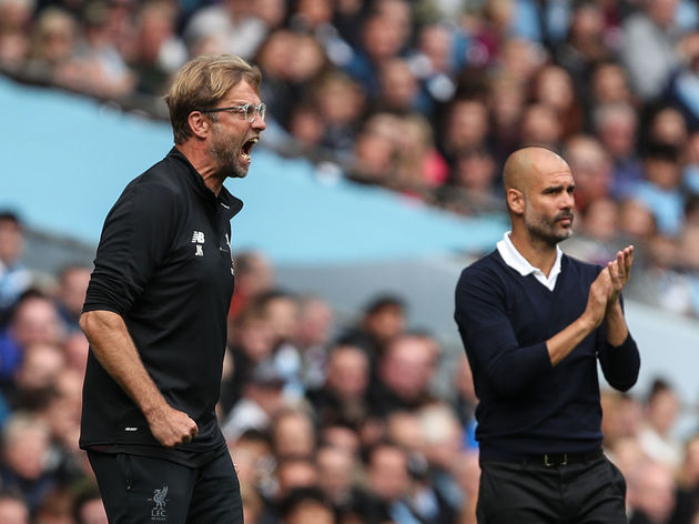 Pep Guardiola Brushes Off Jurgen Klopp's Latest Barrage of Nonsense Ahead of Season Opener
