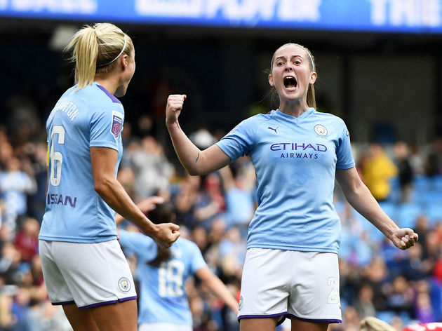 Keira Walsh,Steph Houghton